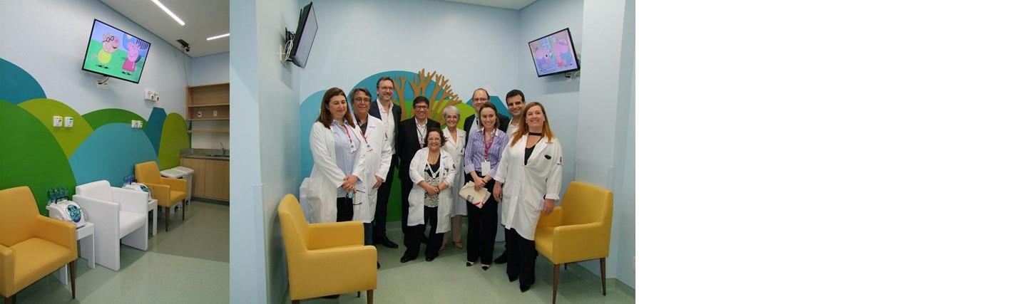 Hospital do Mandaqui abre o primeiro Centro de Nebulização em São Paulo
