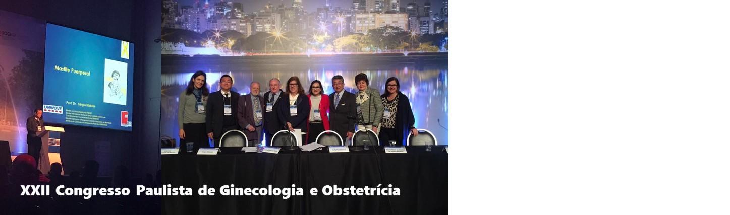 XXII Congresso Paulista de Ginecologia e Obstetrícia