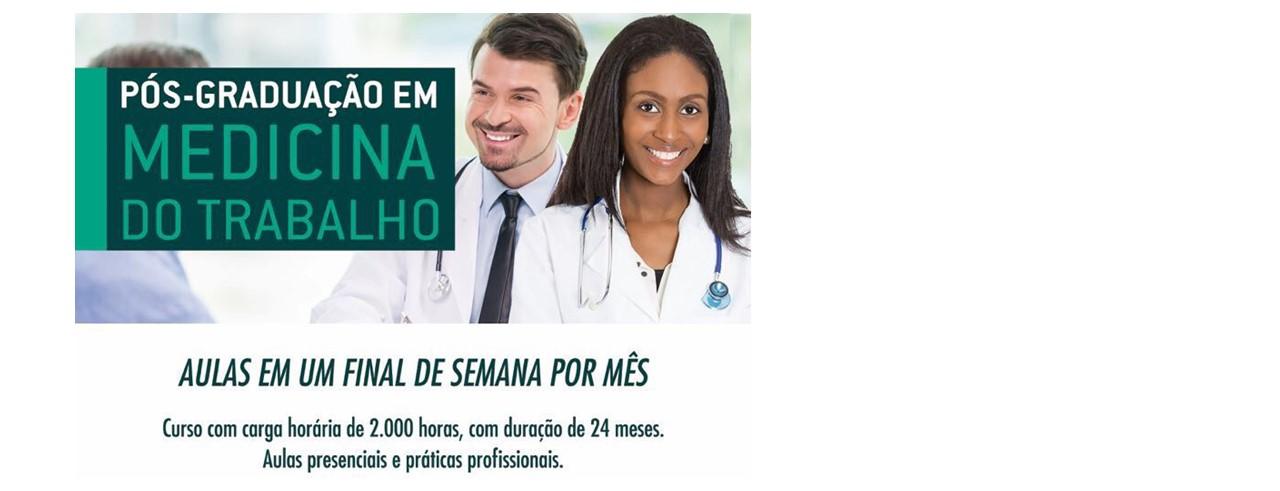 Pós-Graduação em Medicina do Trabalho